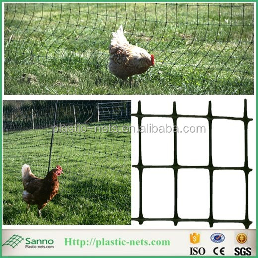 poultry fence plastic chicken netting /lowest price chicken wire mesh