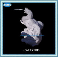 Small Elephant Fountain Statue Decoration
