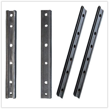 136RE Rail Fish Plate Railway Splice Bars From China Supplier