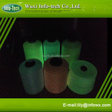 fluorescent polyester yarn