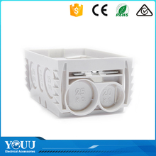 YOUU Australia Standard Plastic Recessed Wall Recess Mounting Block Flush Box For Electrical Switch