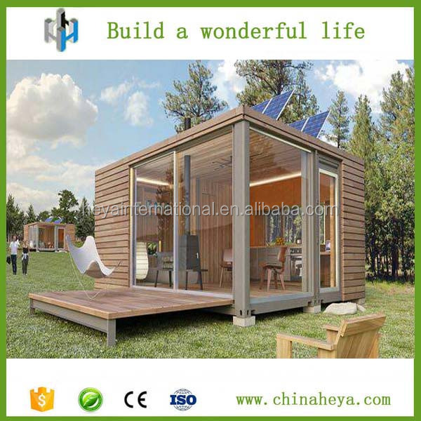 China Supplier Luxury Modern Design Light Gauge Steel Framing Prefab Beach Houses Best Price