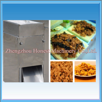 Professional meat drawing machine / meat floss/dried fish making machine