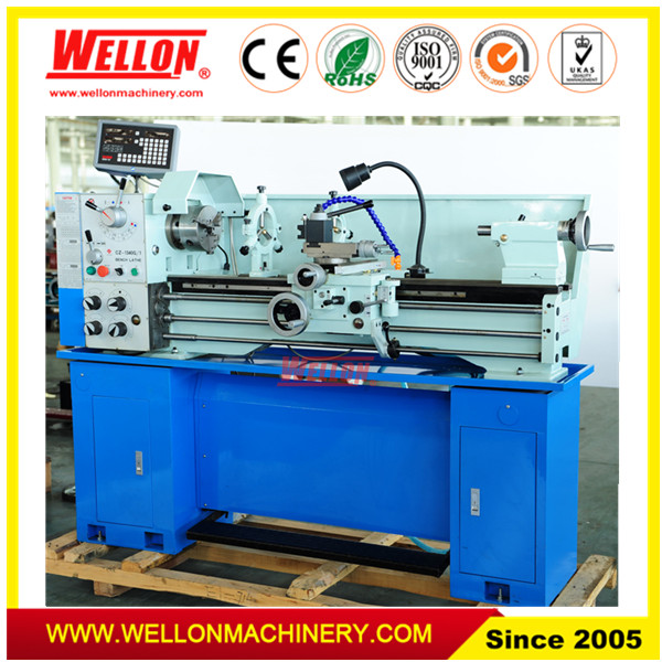 China Bench Lathe Machine with Gap Bed CZ1337G/1Lathe Price