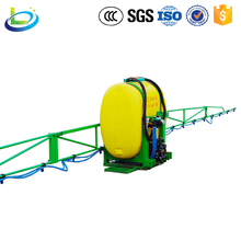 500L tractor mounted trolley 3 point boom sprayer agricultural pesticide machine