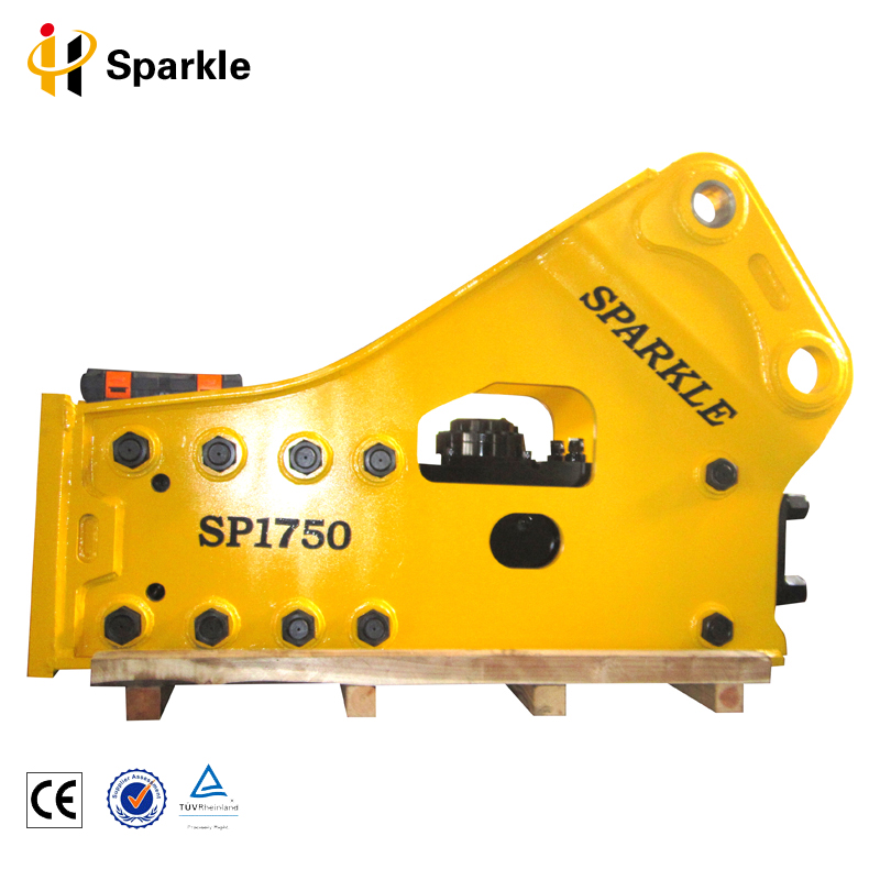 75mm hydraulic Rescue Tool For SB43 hydraulic hammer Traffic Accident(Side Type)