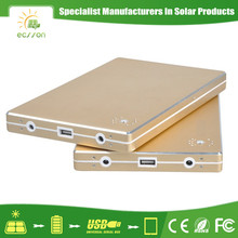 Factory price Dual usb output 50000mah power bank 12v
