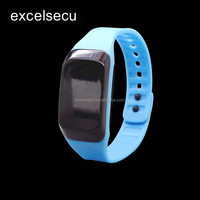 2015 hot selling anti-lost detection bluetooth smart watch for customized application with SDK