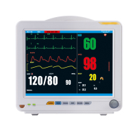 12.1 inch Cheapest Touch Screen Monitor Portable Patient Monitor