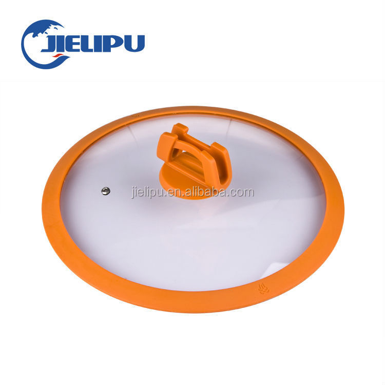 silicone glass lid