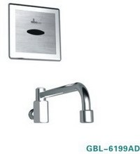 automatic touch free sensor faucet