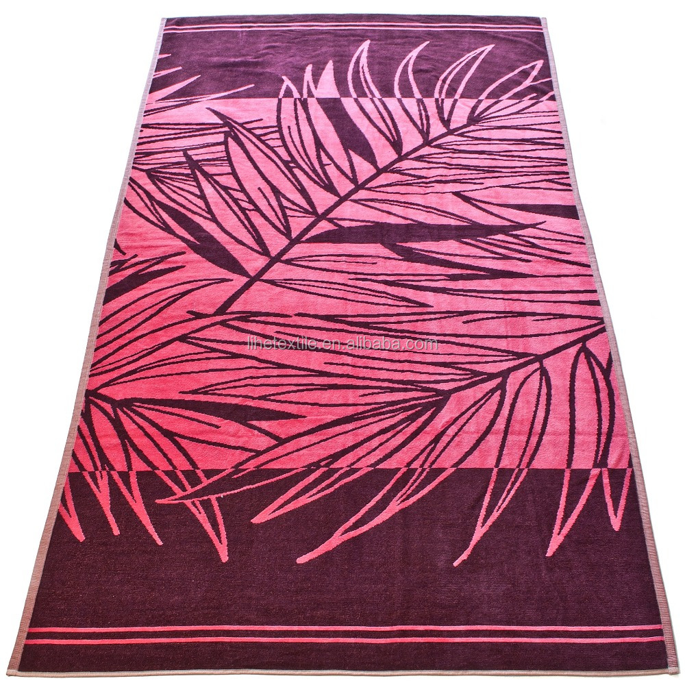 LARGE SIZE 80*160CM REACTIVE VELOUR PRINT CUSTOM DESIGN COLOR POOL BATH BEACH BLANKET TOWEL