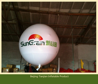 Giant Inflatable Balloon With Logo Printing