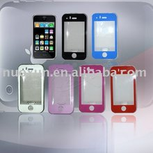 Crystal Case with touch screen protector for Iphone 3G