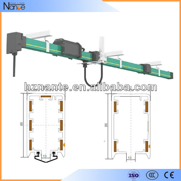Enclosed Conductor Bar Systems for Mobile Equipment