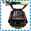 Mobile Phone Bag Black Waterproof Case With Bike Motorcycle 360 full protect Mount Bicycle Holder