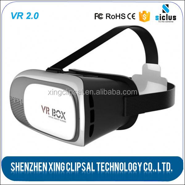 3d Active Glasses, 3d Glasses Vr Case Vr Headset, 3d Glasses For Game Movie 3.5-6.0 Smart Phone