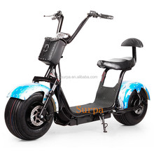 1000w60V citycoco/seev/woqu bangladesh electric scooter with big wheel/snow e-scooter