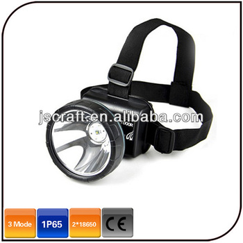 Long Distance Runtime 10hours Led Surgical Headlamp 3 Mode Rechargeable Led Headlight