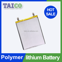 Customized Size Lithium Polymer 3.7v 3600mah Battery with Fast Shipping