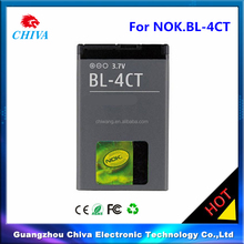 Li-ion rechargeable battery BL-4CT for Nokia mobile phone