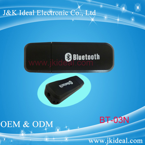 BT-03N New style 3.5mm bluetooth adapter for speaker