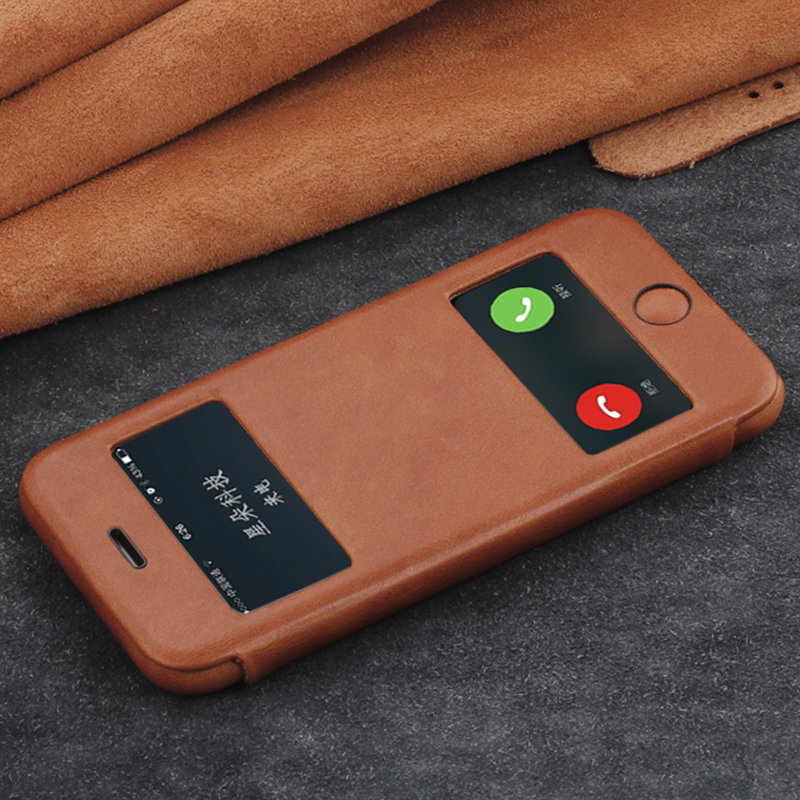 for apple iphone 7 leather case cell phones smartphones