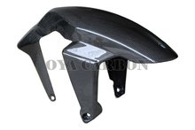 Carbon fiber motorcycle Front Fender for Aprilia Shiver 2009-2010