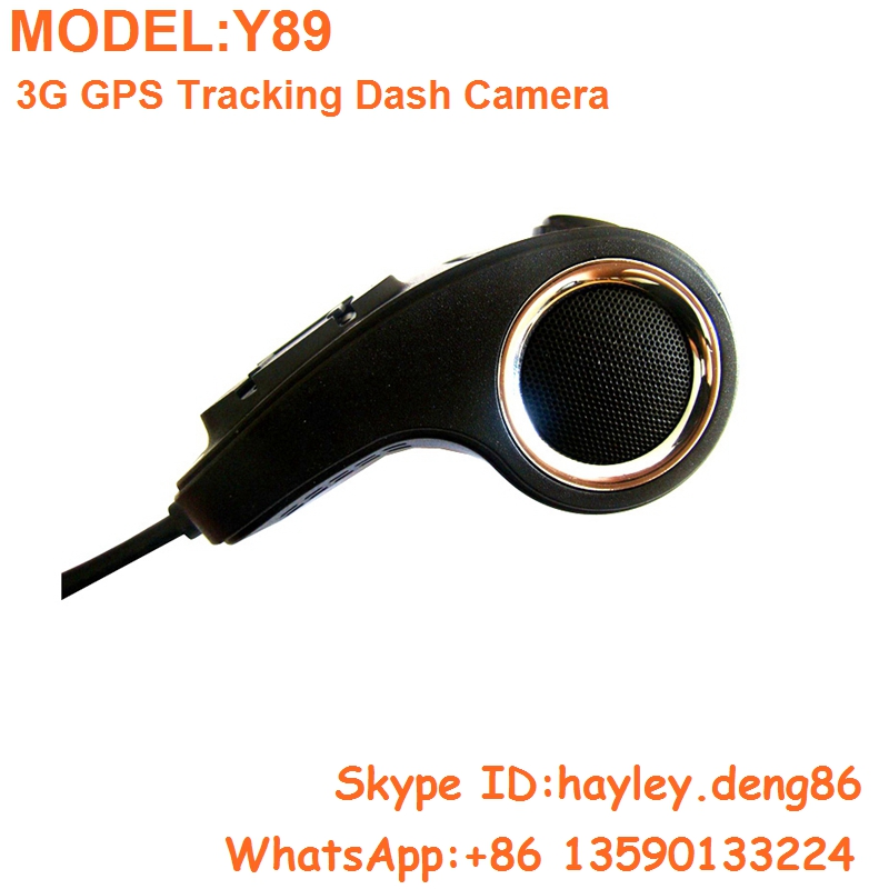 3G Wifi Dash Cam Hidden Full HD 1080P Car Camera Recorder with Motion Detection ,Night Vision and tracking gps for vehicle