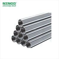 ASTM 201 304 316L 321 2205 2507 sanitary welded stainless steel pipe