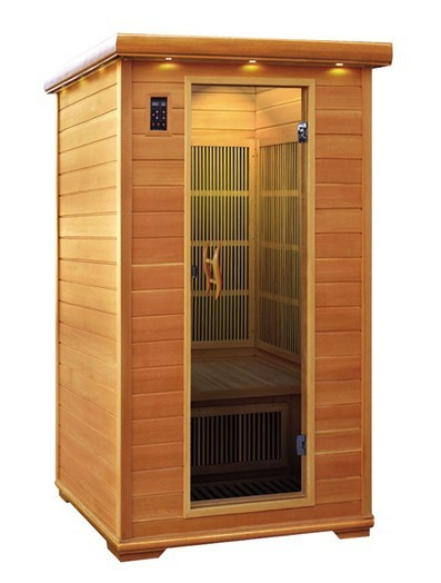 Indoor sauna steam far infrared sauna rooms residential steam sauna