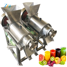 Machines To Make Grape Juice / Carrot Juice Making Machine / Stainless Steel Cold Press Juicer