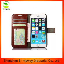factory sell directly Eco-friendly PU mobile phone case cell phone case mobile phone leather case