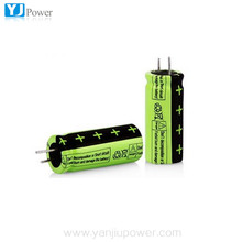lithium Titanate battery 2.4V 18650 14450 26650 2000mah rechargeable LTO battery