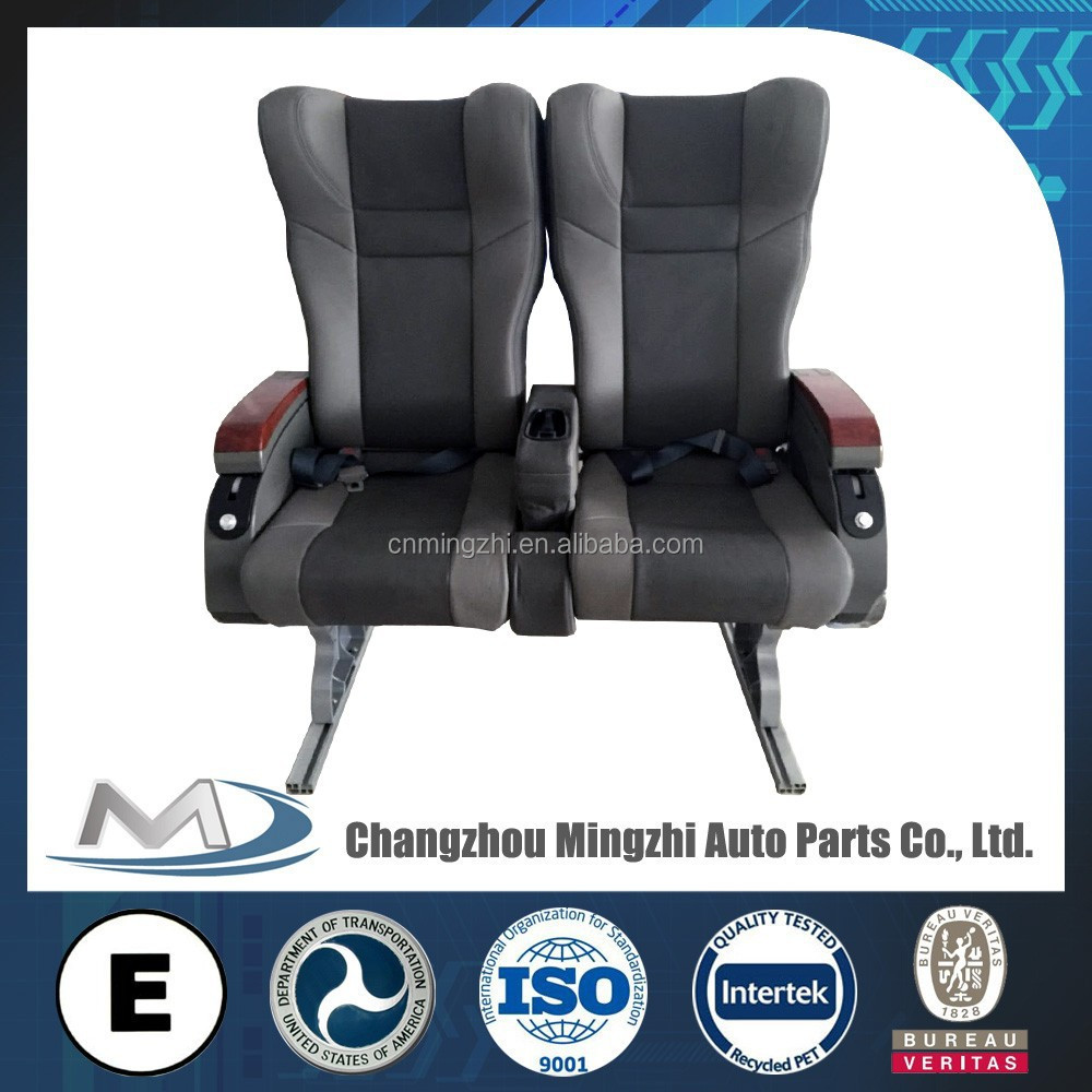 leather bus seats for sale reclining auto chair compressor HC--B-16234