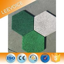 Wood Wool Cement Board Acoustic Panel For Wall Covering