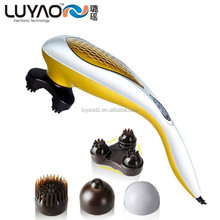 body health care hand held vibrator massager with best massage motor LY-629