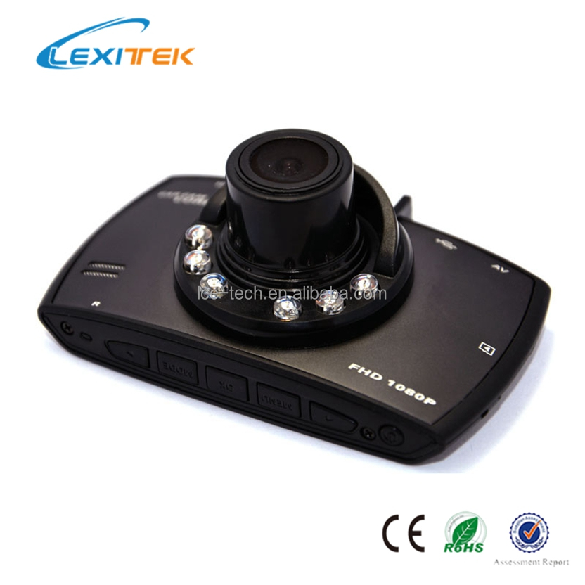Car and Vehicle Use DVR h 264 Cheap from China with Night Vision Function