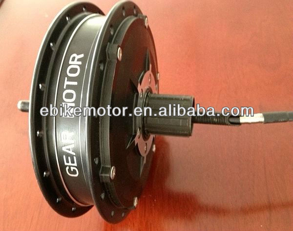MXUS BPM rear driving hub motor 36v/48v 500w,electric motor