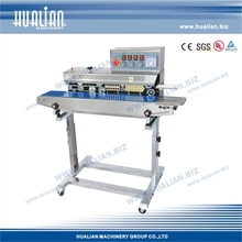 HUALIAN 2017 Console Continous Band Sealer