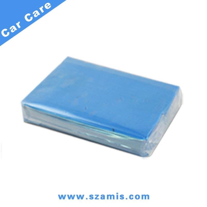 China High Factory Quality MSDS 100g 200g Detailing Magic Clay Bar Clay Polishing Bar