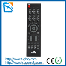 Universal remote control urc22b for digital tv transmitter