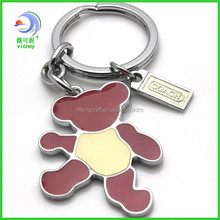 metal blank keychain for promotion/hot sale blank products/metal crafts(LS-48)