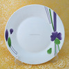decorative salad plate,plate porcelaine,modern dinner plate