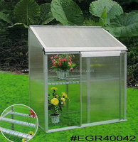 DIY Indoor Cold Frame,Balcony Mini Plastic Polycarbonate Garden Greenhouses
