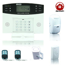 GSM home wireless alarm system with CE