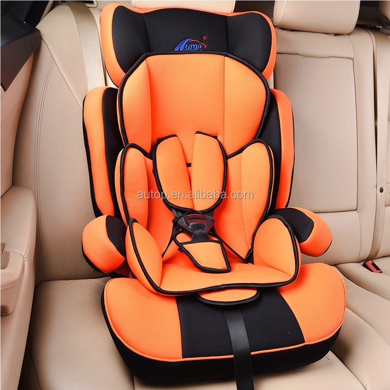 ECE standard car seat for baby infant proup 1+2+3