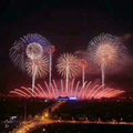 professional celebration big event display shell fireworks pyrotechnic show projector