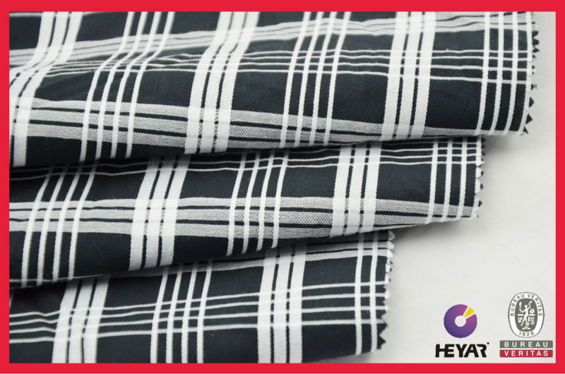 thick plaid shirt fabrics cotton cupro fabric