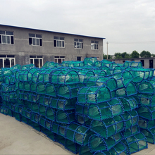 UK traditional shrimp creel prawn trap